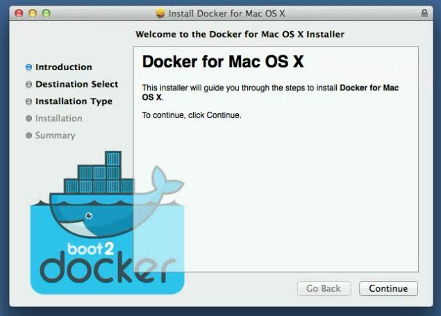 在mac os上安装Docker(2)<docker 1.11>